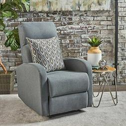301402 giovanni recliner charcoal charcoal