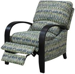 Blue Print Bent Arm Recliner Reclining Chairs Recliners Armc