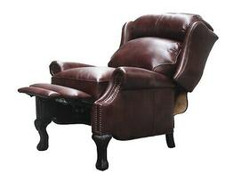 BarcaLounger Danbury II Recliner 7-4199 Wenlock Fudge TOP GR