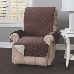 Deluxe Reversible Quilted Furniture Protector. Two Fresh Loo