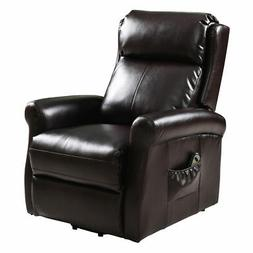 Electric Lift Power Chair Recliners Chair Remote Living Room