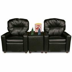 Dozydotes Kids 2 Seat Theater Seating Recliner