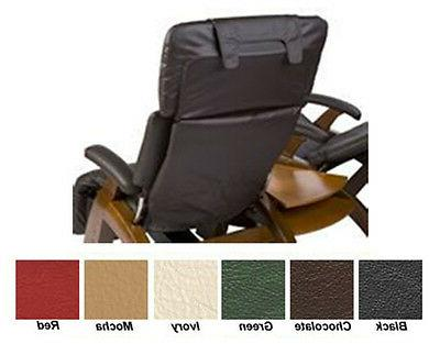 Back Cover for The Human Touch Perfect Chair Recliner Mocha