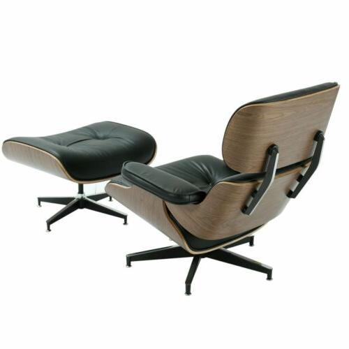 classic eames lounge chair and ottoman high