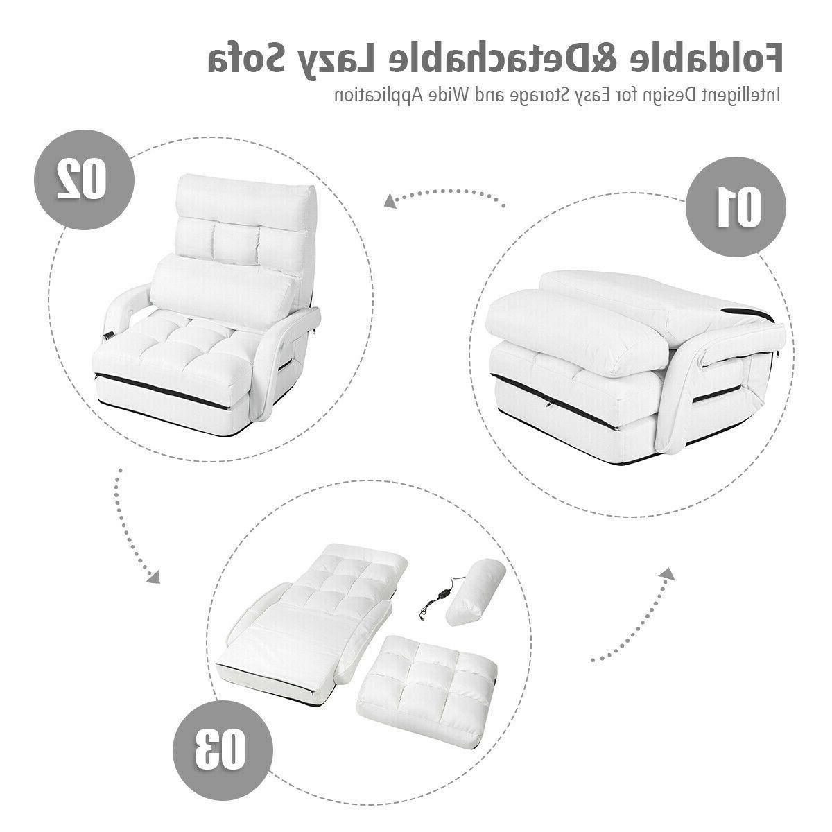 Floor Convertible Bed With