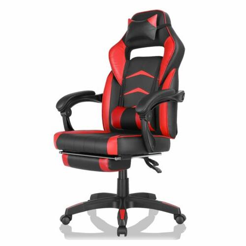 Gaming Height Footrest RedSeat