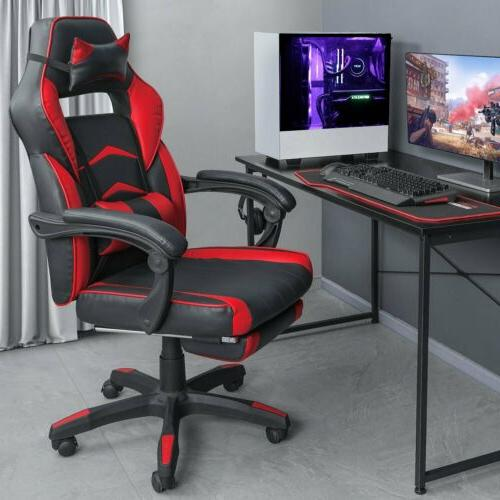gaming chair ergonomic office height adjustable swivel