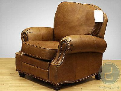 NEW Longhorn II Chaps Saddle Recline Chair Recliner