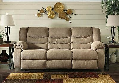 Modern Room Couch Set - Fabric Recliner Sofa Loveseat IF1G