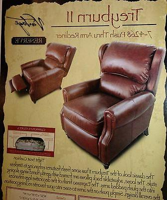Genuine Barcalounger pushback Grain recliner Lounge Chair