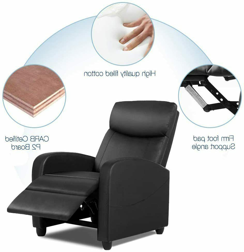 Recliner Chair for Sofa Single Home Theater Chair