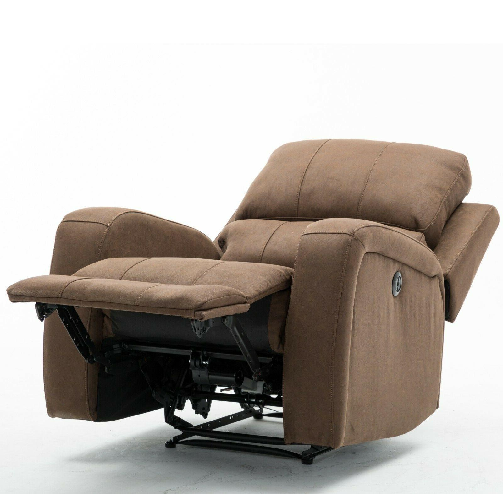 RECLINER CHAIR ELECTRIC POWER USB FURNITURE