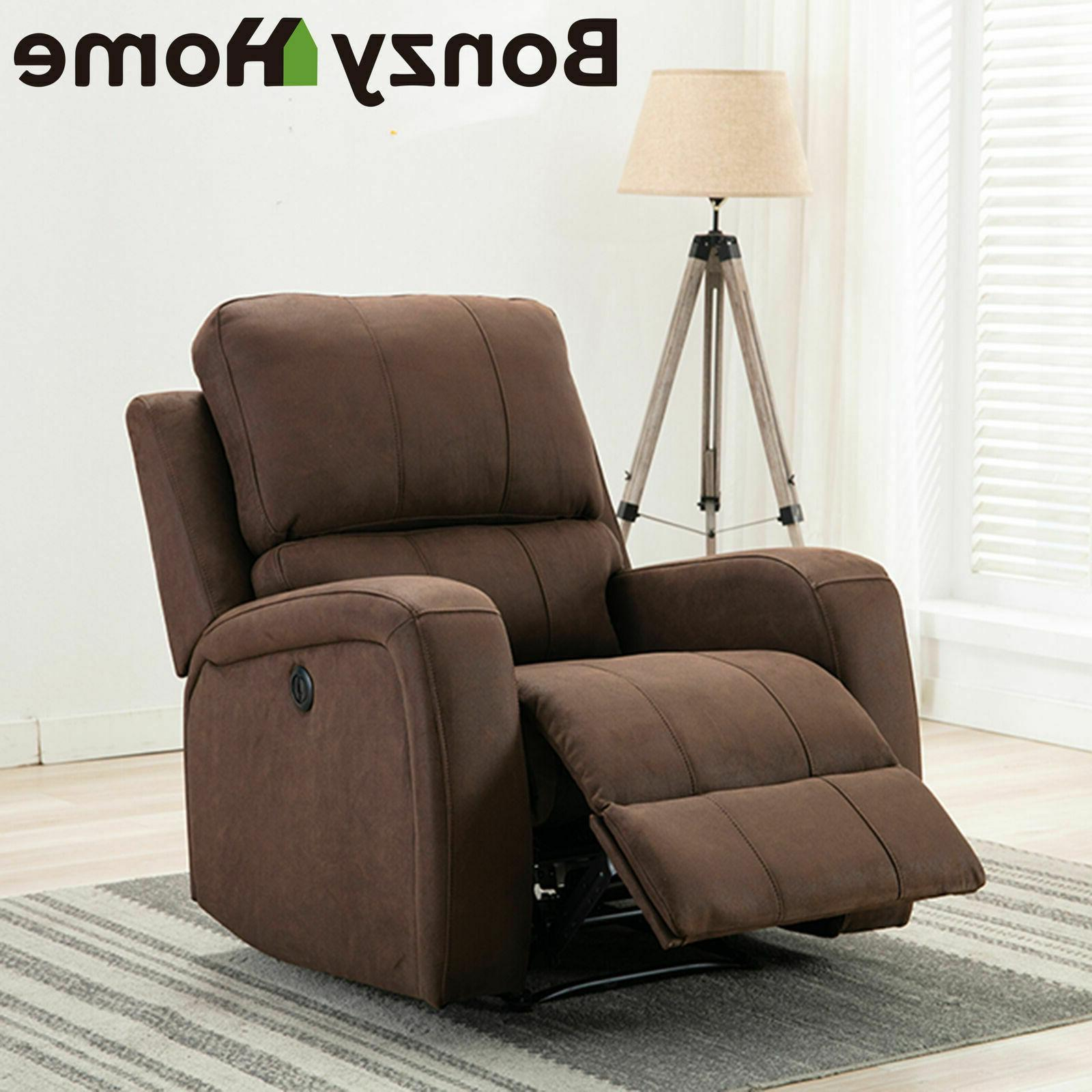 RECLINER CHAIR ELECTRIC POWER FURNITURE NEW