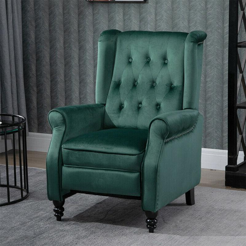 comfortable Rivets Upholstered Living New