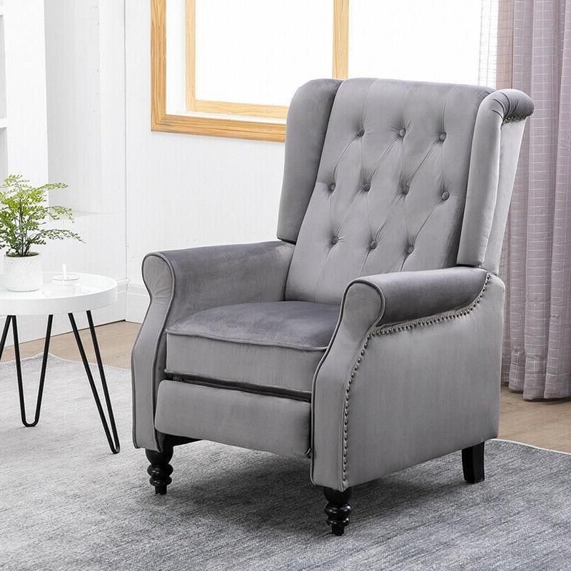 Recliner comfortable Upholstered Living New