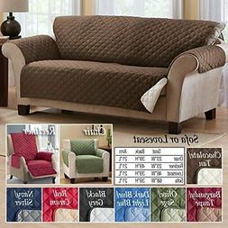 Large Furniture Cover Protector for Living Room Sofa Recline