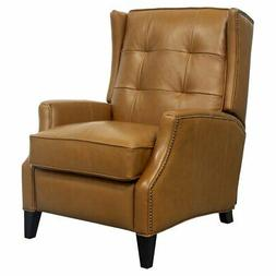 Barcalounger Lincoln Recliner in Leather