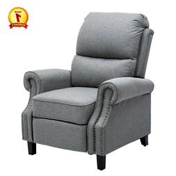 Recliner Chair Gaming Recliner Chair Roll Arm Fabric  Stylis