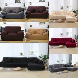 JERSEY SOFA STRETCH SLIPCOVER, COUCH COVER, CHAIR LOVESEAT S