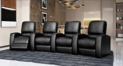 Octane Seating - Magnolia Manual Recline Home Theater Seat