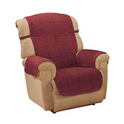 Parker Sherpa Recliner Cover by OakRidge, Water Resistant Po