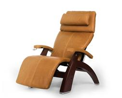 Human Touch PC-420 Walnut Wood Zero Gravity Perfect Chair Sy