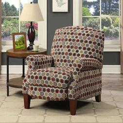 PICK UP ONLY  Brooke Pushback Recliner 100% Polyester High-D
