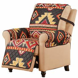 Protective Southwest Style Quilted Furniture Cover