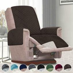 Recliner Chair Cover Protector Furniture Loveseat Sofa Slipc