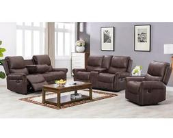 Recliner Chair Reclining  Recliner Sofa Couch Sofa Leather H