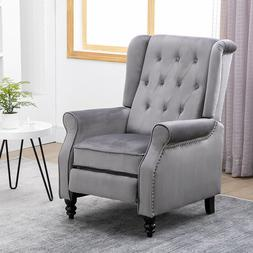 Recliner Chair Sofa Couches Armchair Realxer Lounge Tufted R