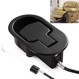 Universal Recliner Replacement Metal Pull Handle Cable Sofa