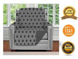 """Vailge Large Reversible Recliner Cover, Slipcover with 2"""" St"""